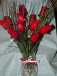 Our Balsa Wood Roses