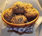 Basket Full of Muffins