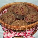Strawberry Muffin Basket