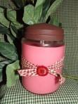 Rustic Jar Candle