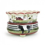 Dairy Cow Candle / Tart Warmer In One