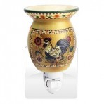 Rooster Night Light / Tart Warmer