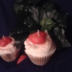 Cuppy Cake Strawberry Cheesecake